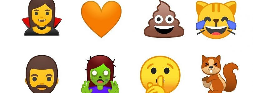 android new emoji