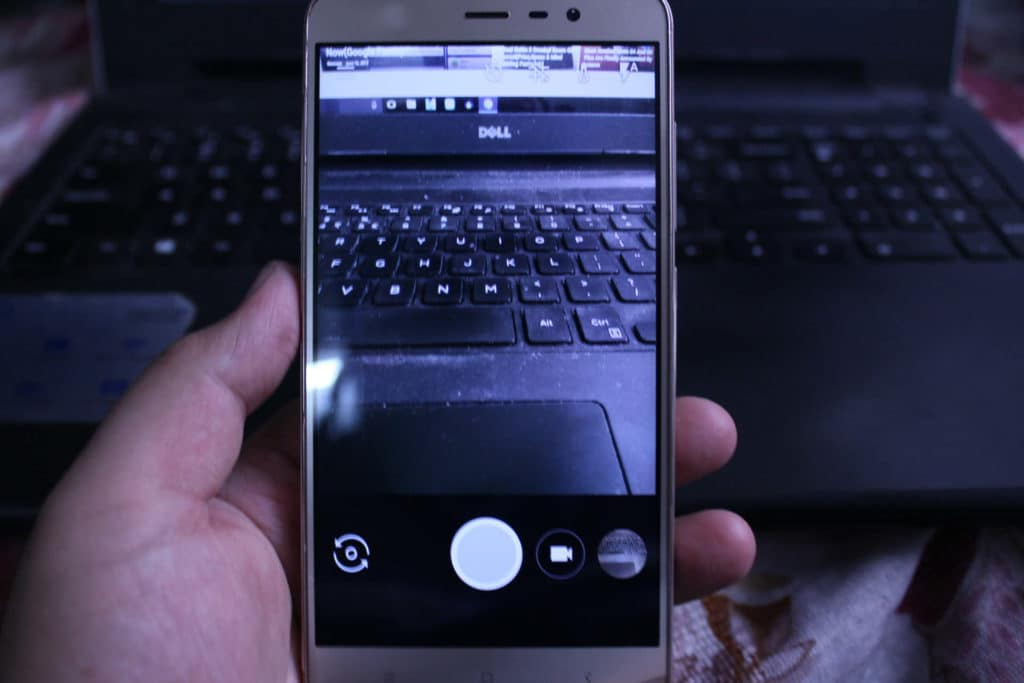 Android O Camera