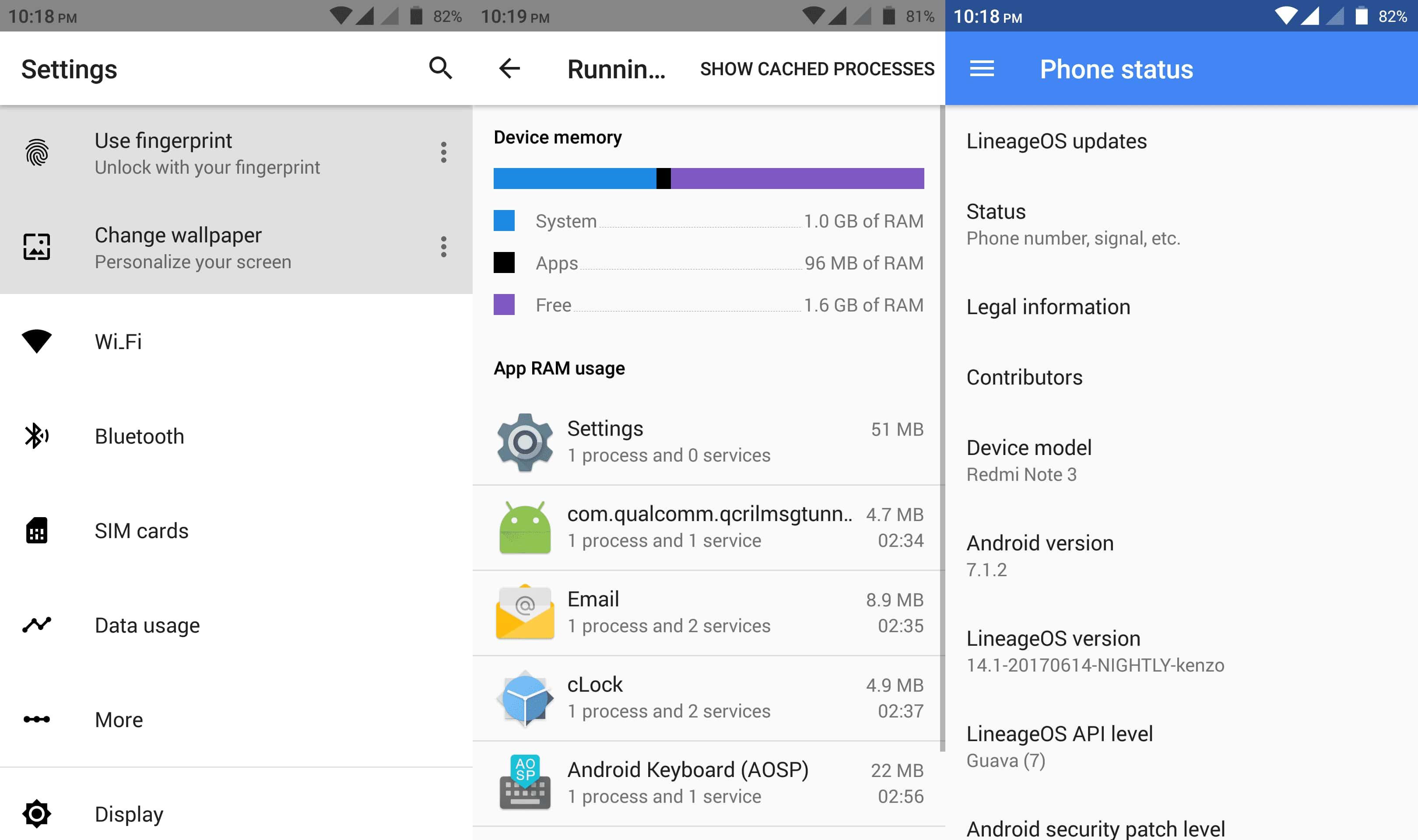 Android Oreo Redmi Note 3 – Idées d'images à la gateau