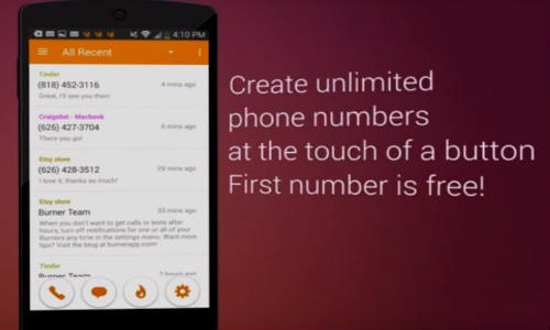 Top 5 Must Apps For Free Virtual Phone Number (for Any Verification)