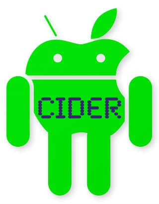 CIDER - Run iOS Apps on Android Smartphone Using iOS Emulator Apps