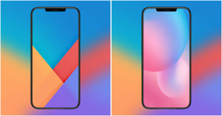 Download Latest Miui 9 Stock Wallpapersofficial Miui 9