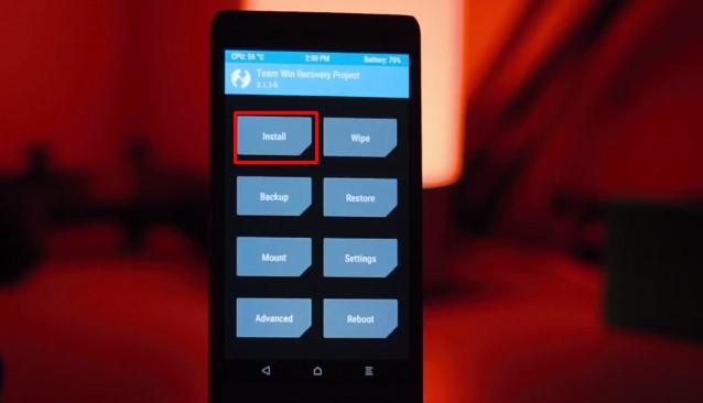 install-android-oreo