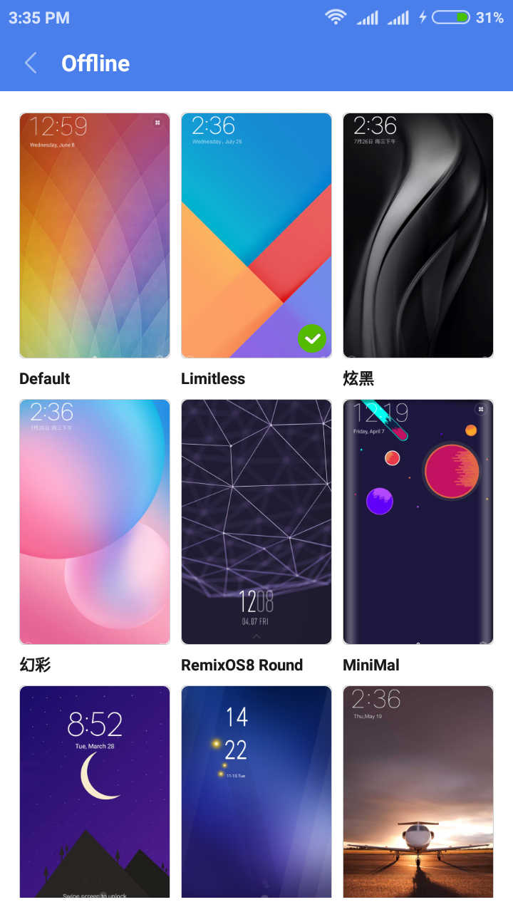 How to Download Official MIUI 9 Themes on any Xiaomi Phone