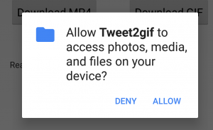 How To Save Gif From Twitter 1