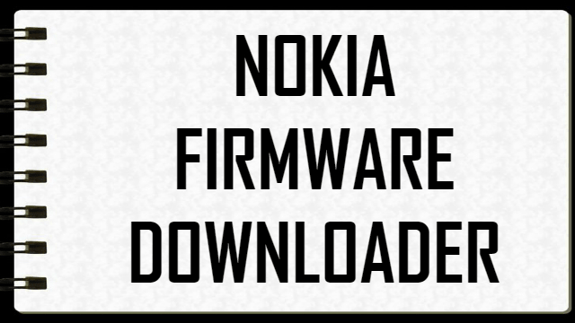 nokia-firmware-downloader
