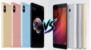 Xiaomi Redmi Note 5 Pro Vs Xiaomi Redmi Note 4 Which is Better?