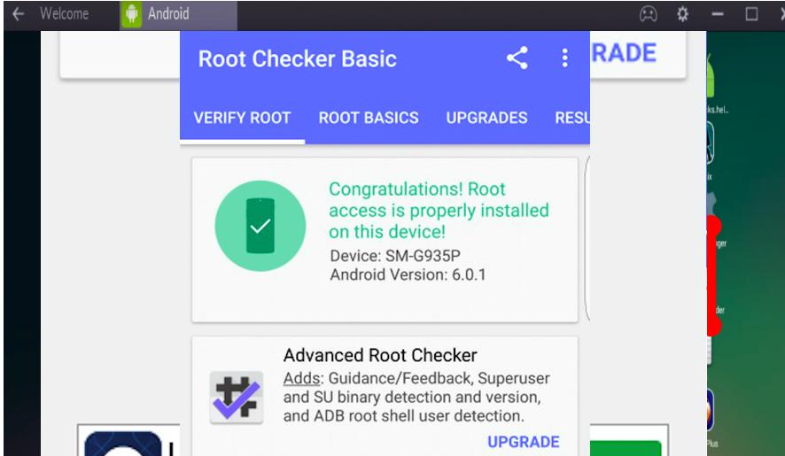 root bluestack 4.3