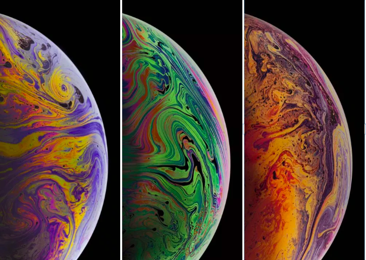 Download iPhone Xs, iPhone Xs Max, and Iphone XR Stock 4k Wallpapers