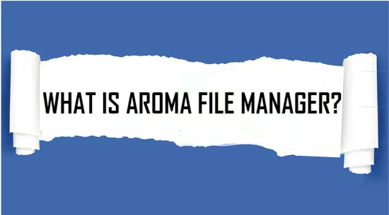 aroma-file-manager